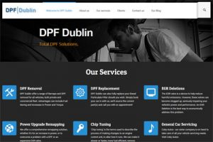 DPF Dublin - a sister site of Coby Autos focusing of our DPF Services