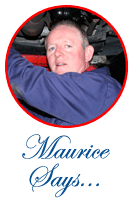 Maurice says... Maurice Coby of Coby Autos www.cobyautos.ie